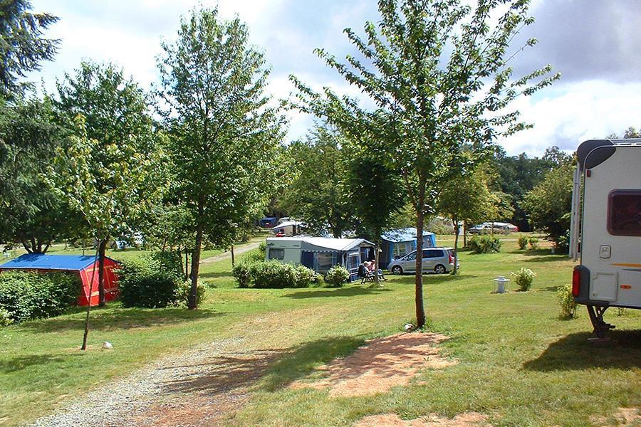 Campsite Domaine de Mialaret