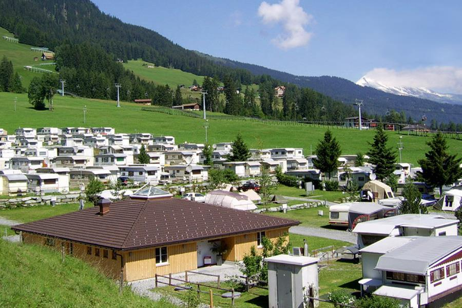 Campsite Pradafenz