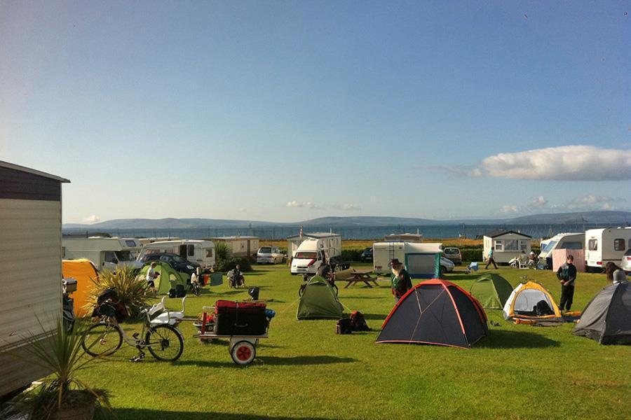 Camping O'Halloran's