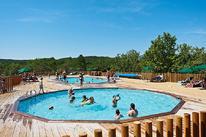 Camping Huttopia Sud Ardèche