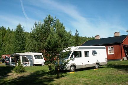 露营地 Nya Skogsgården