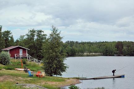 Campingplass Taulaniemi