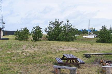 Campsite Pavilosta Marina