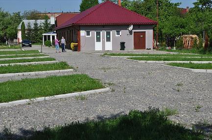 Campingplass Hostel & Camping Iza