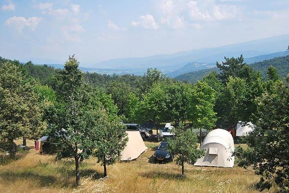 Campingplass Falterona