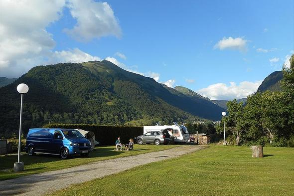 Camping Les Marmottes