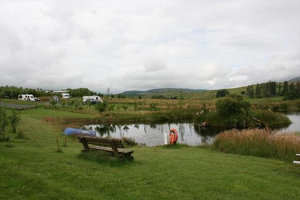 Crannich Holiday Caravans & Touring Site