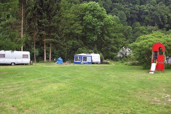 Kemping Camping Schloß Langenau