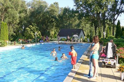 Balatontourist Camping & Bungalows Zala