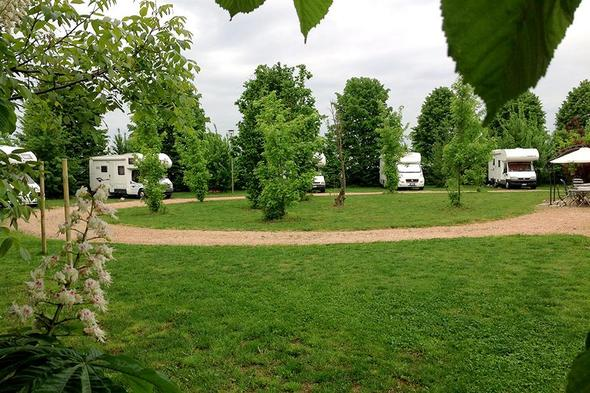 Camping La Colombara Camp and Lodge