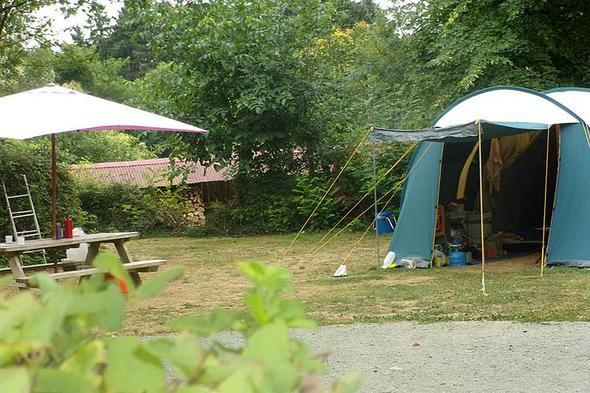 Campsite La Maison Neuve