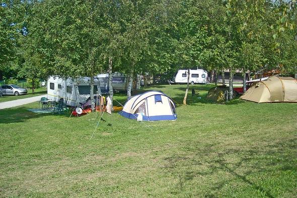 Camping Le Pré Bandaz