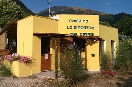 Camping Le Ginestre del Catria