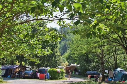 Camping Coeur d'Ardéche