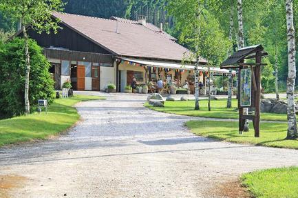 Camping du Champ de Roches