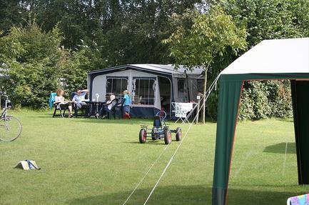 Mini-camping 't Nieuw Heegt