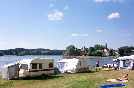Camping Frymburk