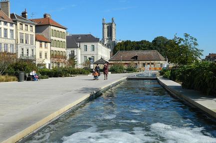 Campeggio Municipal de Troyes
