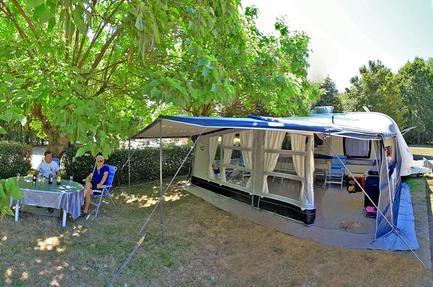 Camping Le Pontet