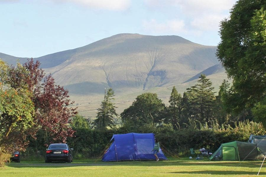 Camping Ballinacourty House
