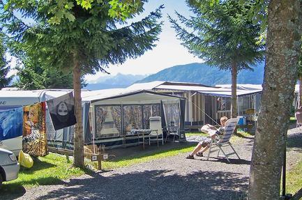 Campsite Alpenfreude