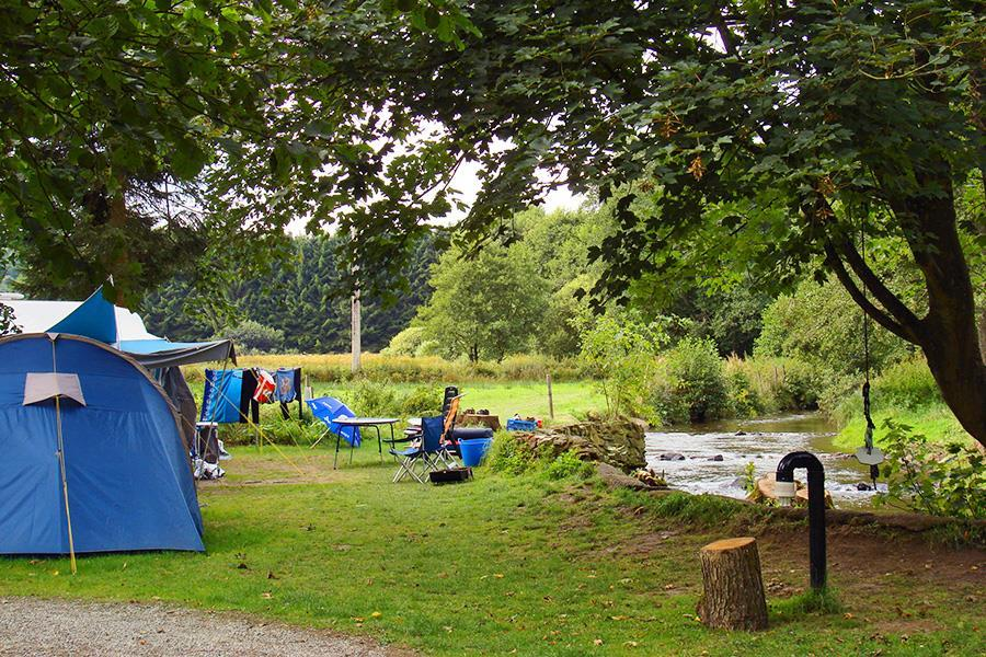 Campsite Tonny