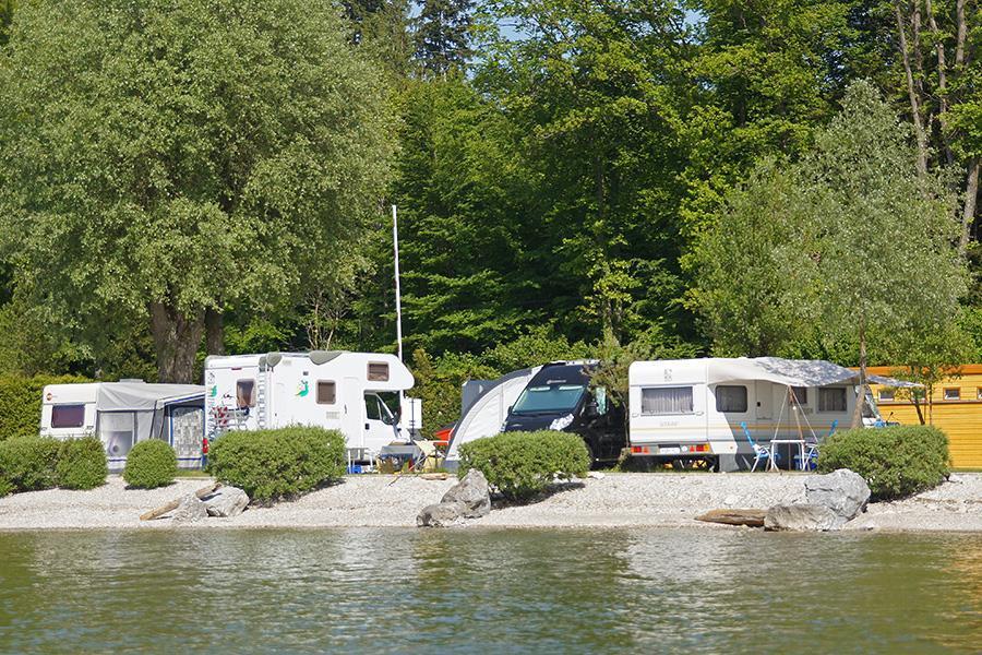 Campsite Möwenplatz
