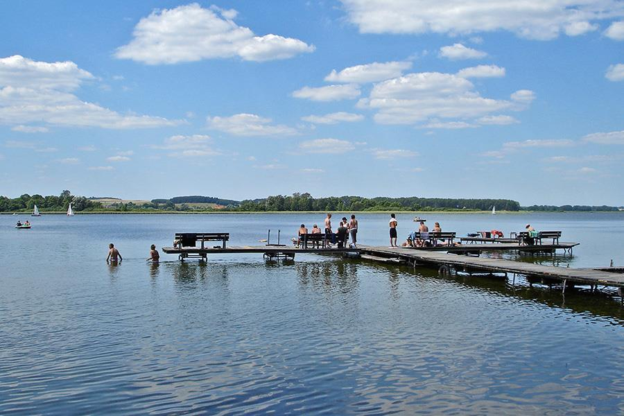 Camping am Oberuckersee