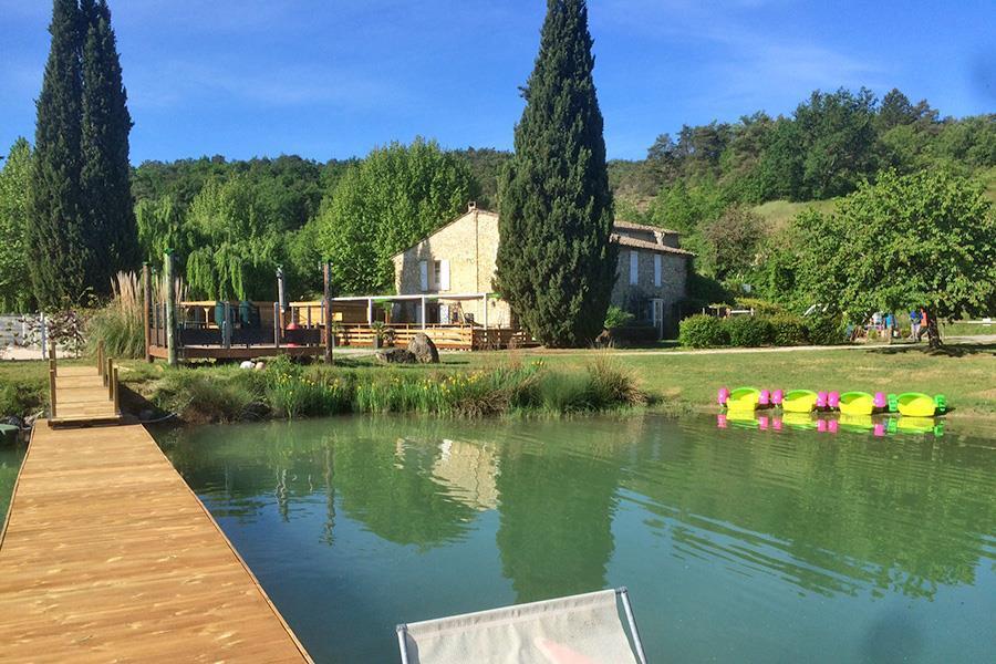 Campsite L'Oasis de Provence