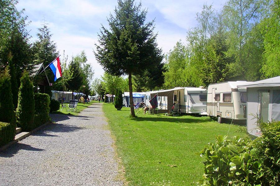 Campsite Um Bierg
