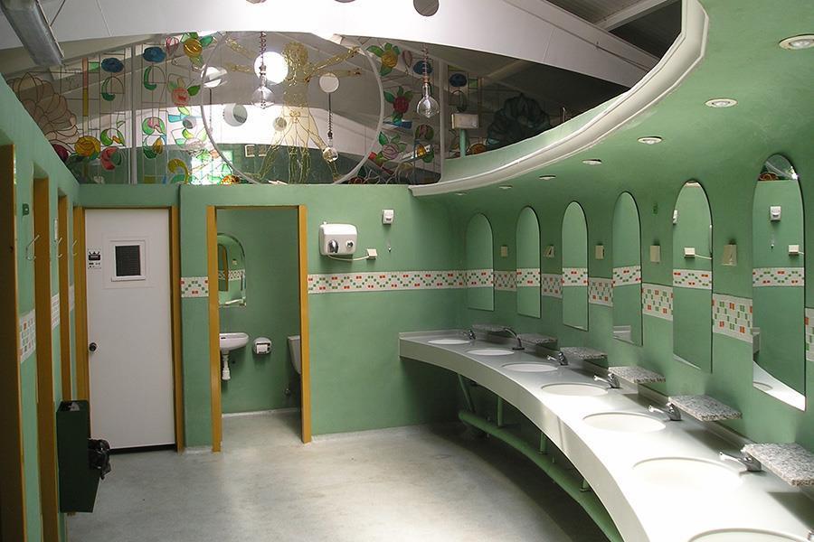Campsite Madrid Arco Iris