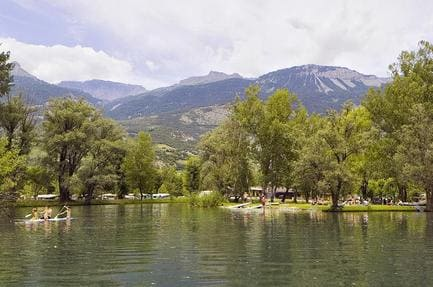 Campsite Swiss Plage