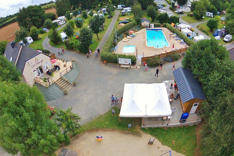 Campsite Les Etangs
