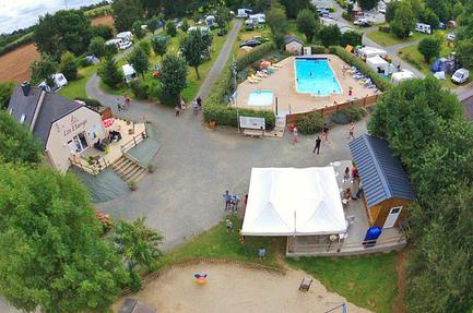 Campeggio Les Etangs
