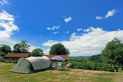 Campeggio Domaine de la Gagère