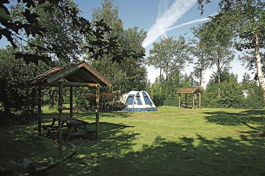 Campsite Lauwerszee