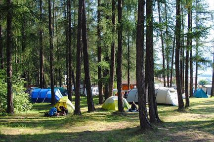 Camping Gilfenklamm