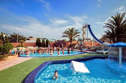 Campsite Mar Estang