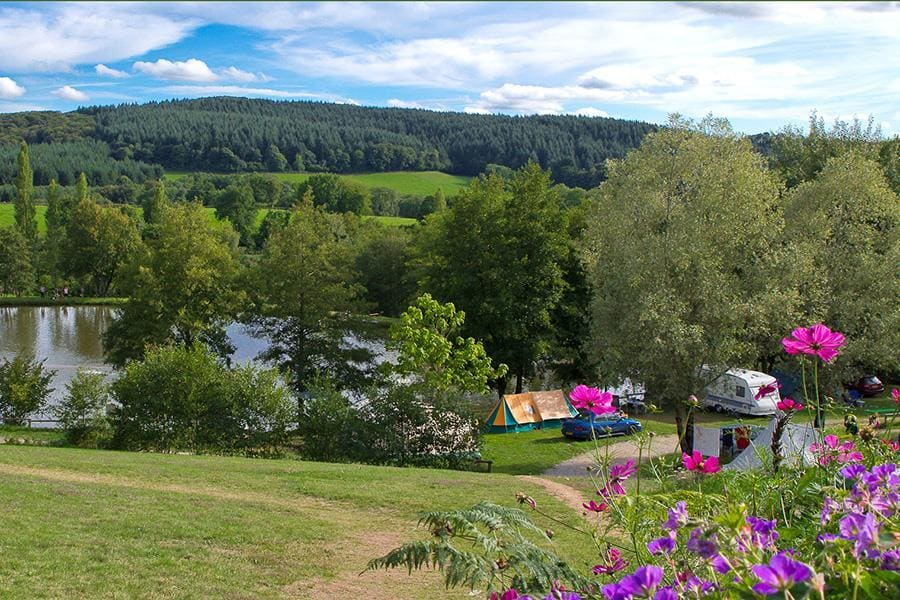 Camping Sites & Paysages La Fougeraie