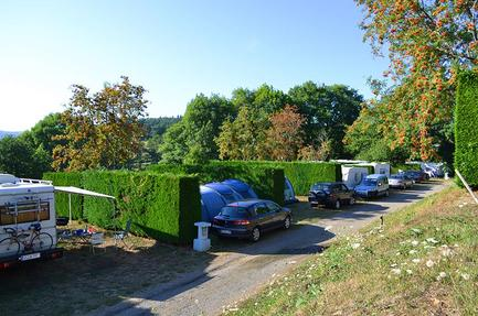 Camping Les Bouldouïres