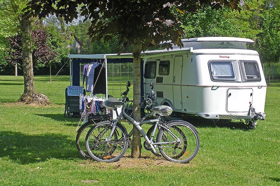 Campsite Les Portes de la Loire