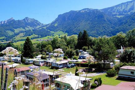 Campeggio Haute Gruyère