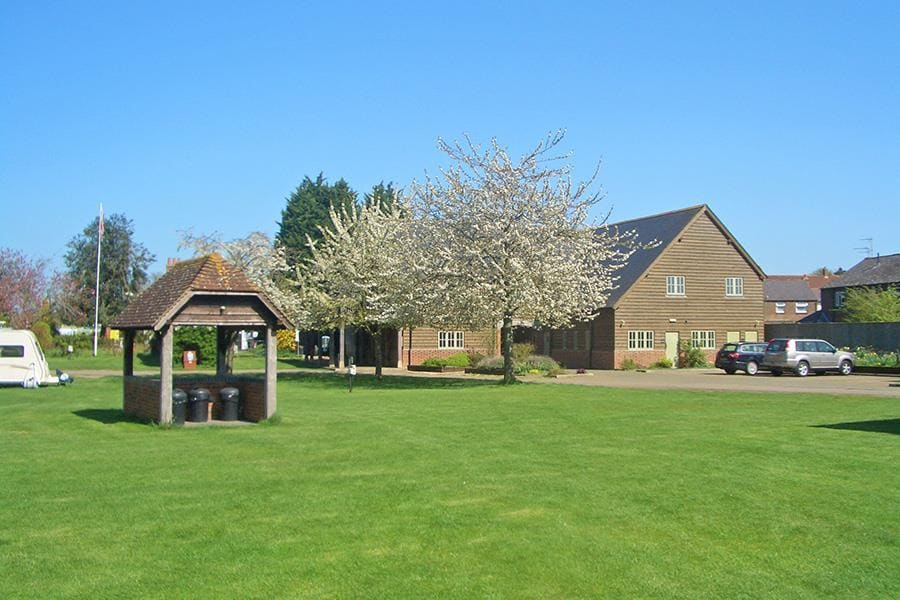 Bridge Villa Camping And Caravan Park Wallingford