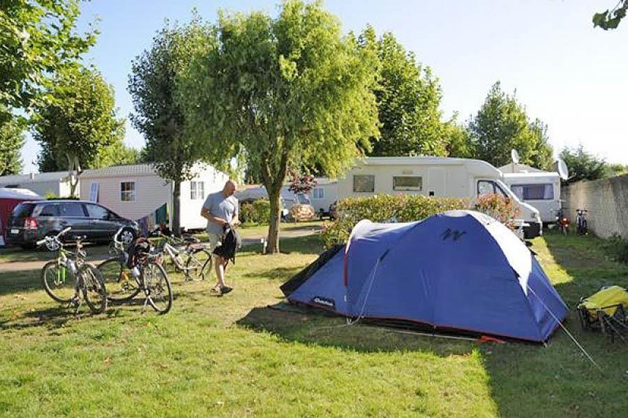 Camping Le Nid d'Été
