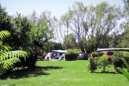 Campsite Les Etangs du Plessac