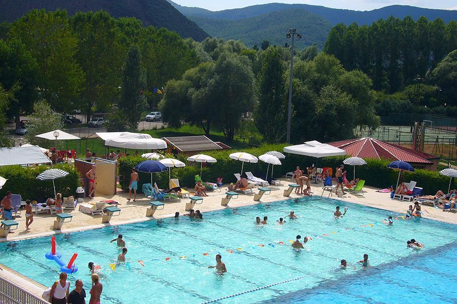 Campsite Lago di Piediluco