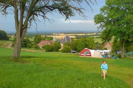 Camping Domaine d'Ainay