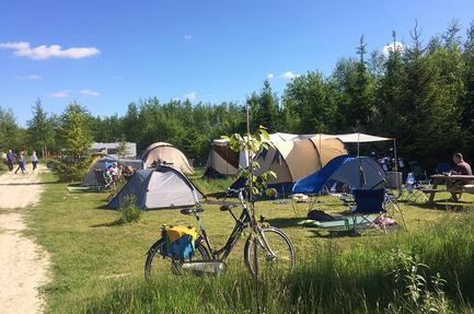Campsite Netl de Wildste Tuin