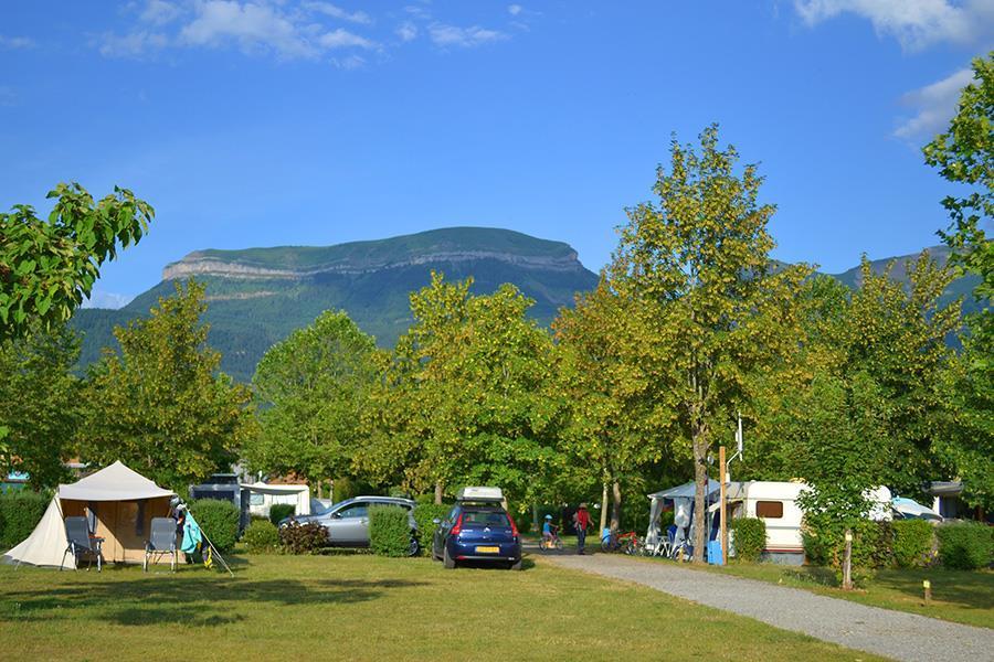 Camping Le Pré Rolland