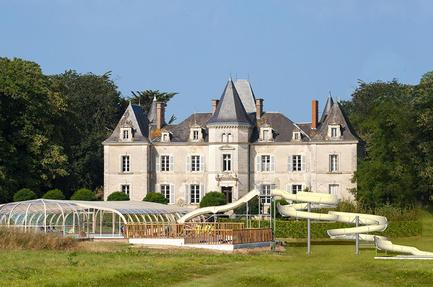 Camping Yelloh! Village Château La Forêt